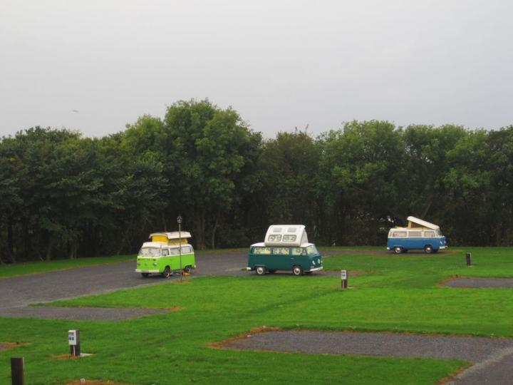 Dunmore East Holiday Park Field