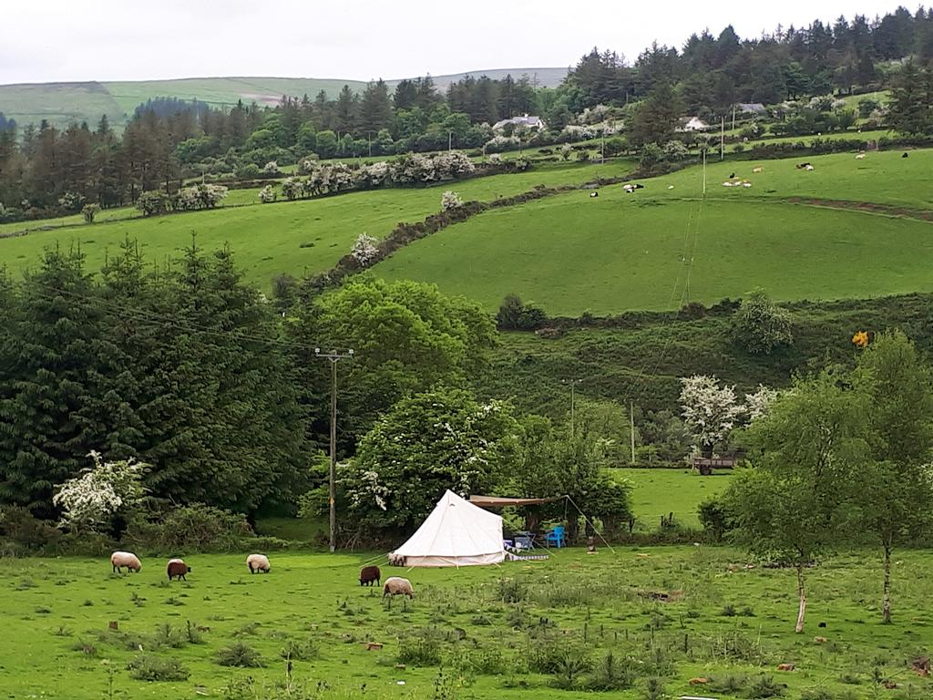 Nire Valley Glamping Camping Area