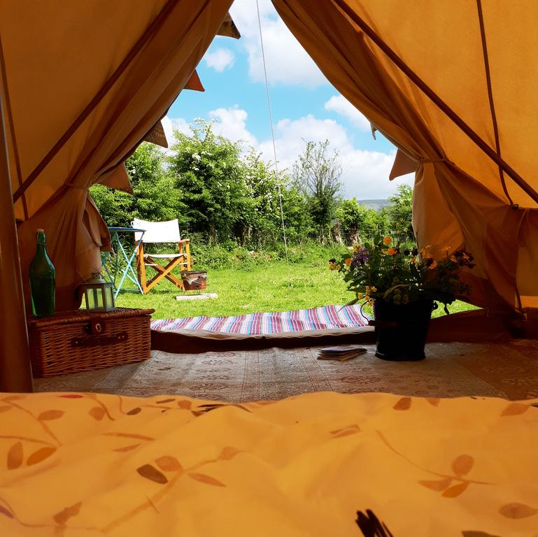 Nire Valley Glamping Tent
