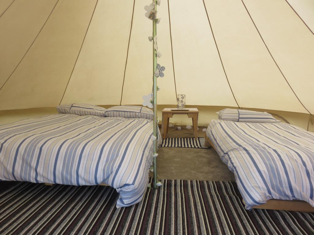 Shannon Estuary Glamping Beds 2