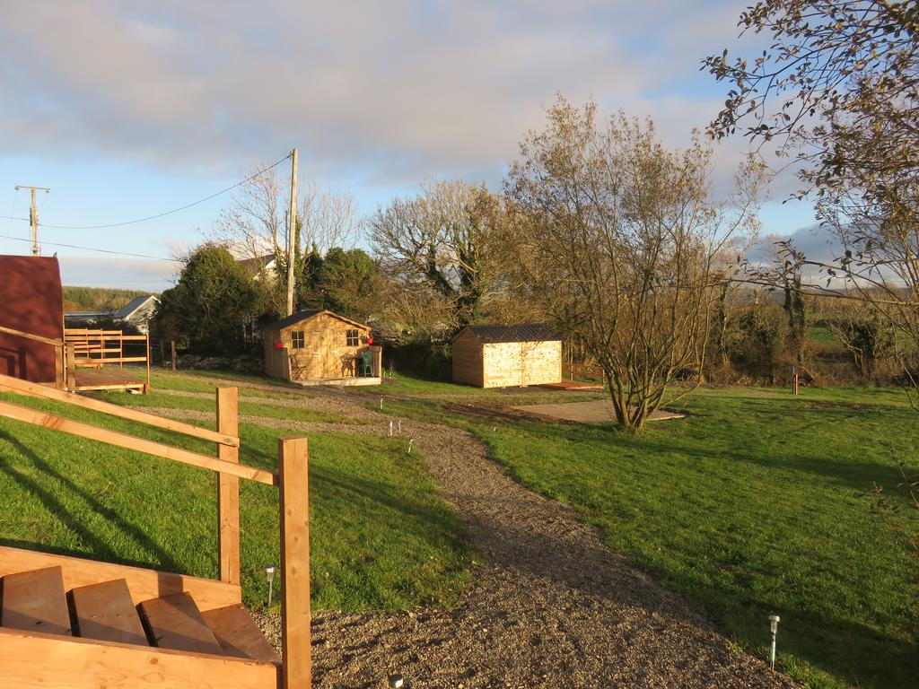 Shannon Estuary Glamping Camping Area