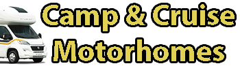 Camp and Cruise campervan hire on total camping ireland
