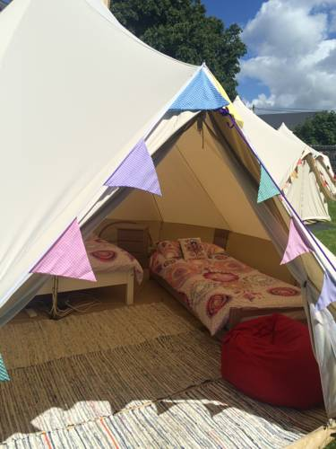 Cong Glamping beds