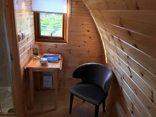 Emlagh, Self Catering Glamping Pods interior 2