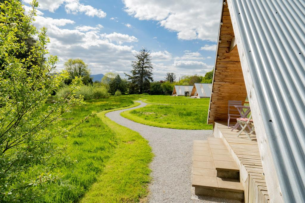 Killarney Glamping at the Grove, Suites and Lodges located in beautiful nature