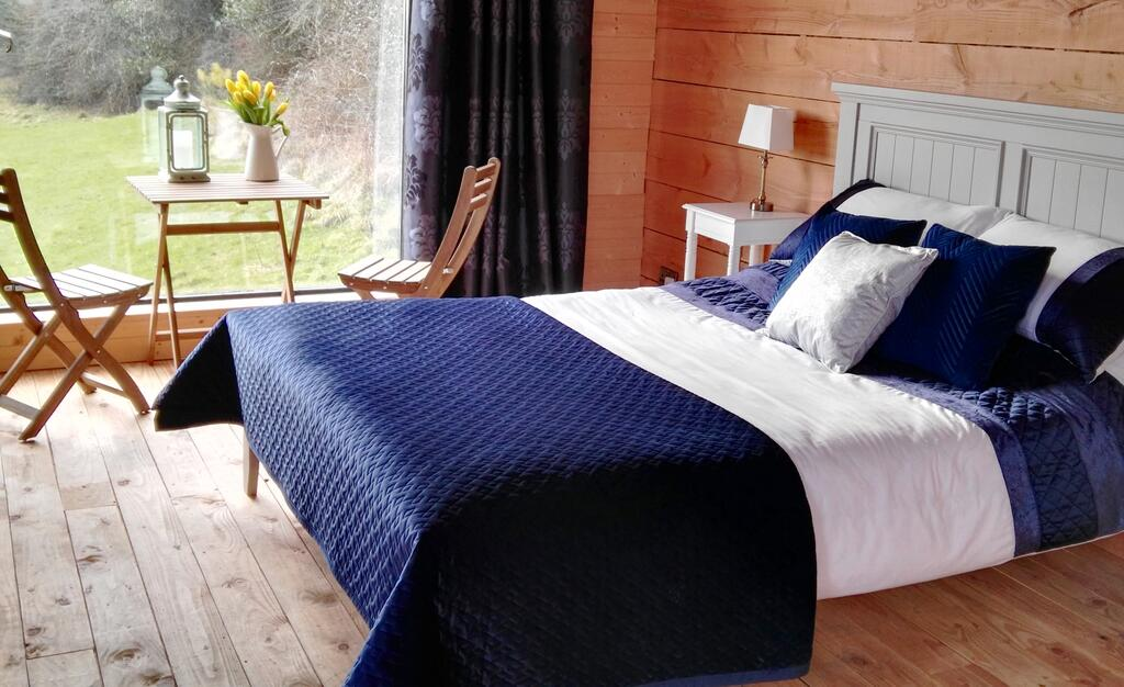 Nire Valley Eco Camp Bed 2