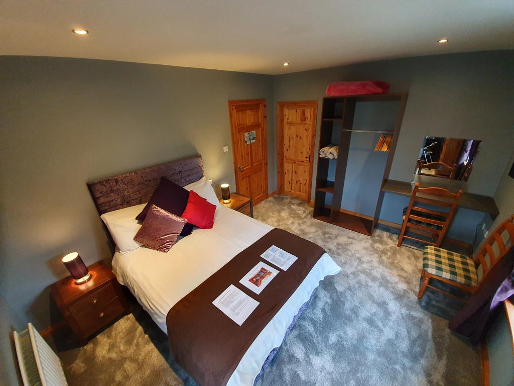 Priory Glamping Pods and Guest accommodation Interior 2