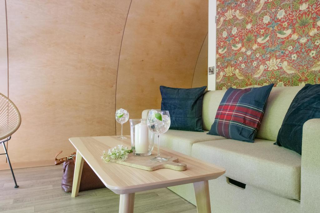 Thornfield Glamping Pods Interior
