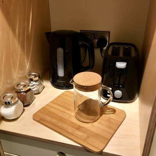 Thornfield Glamping Pods Tea-Coffee Making Facilities
