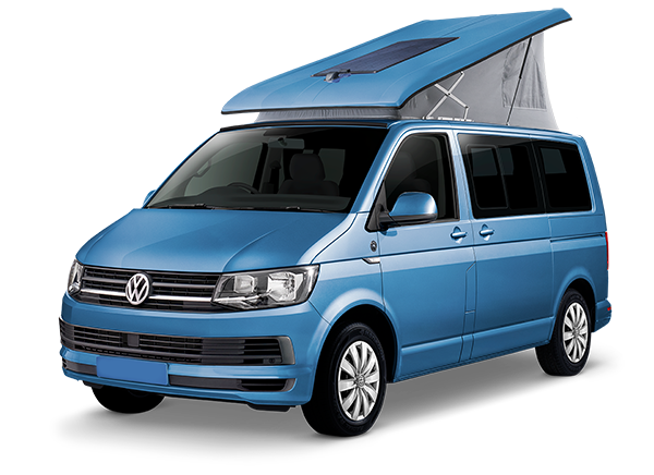 Vw Camper and motorhome sales in Ireland on total camping ireland